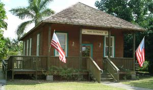 Redland One Room Schoolhouse, Fruit and Spice Park