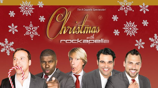 Rockapella Christmas