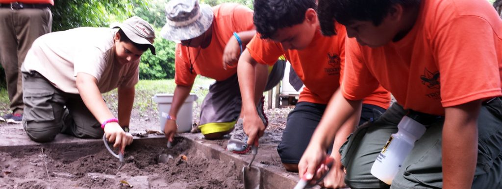 Archeology Day Dig