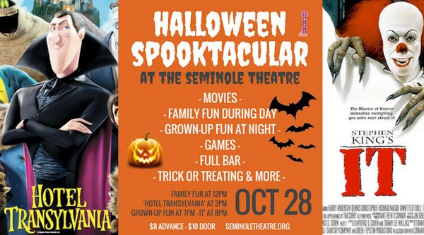 Halloween Spooktacular at Seminole Theatre