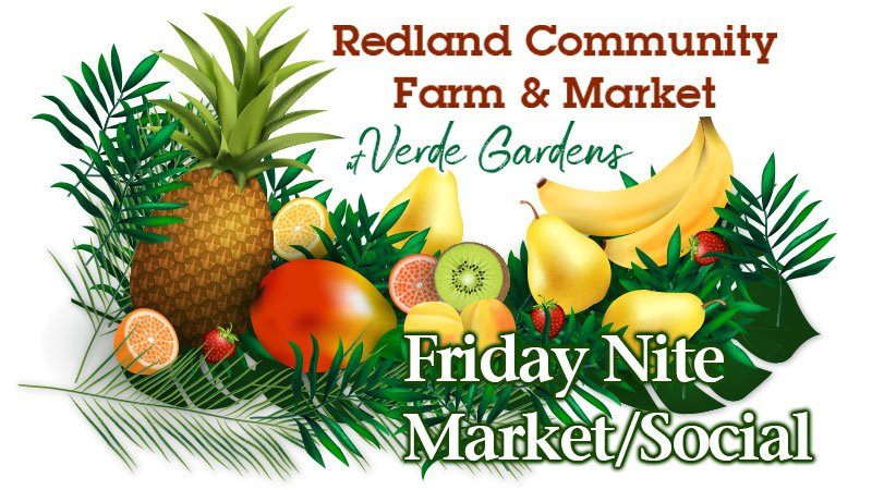 Rddland Country Market Friday Nights
