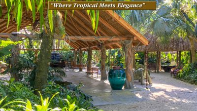 Banyan Pavilion at R. F Orchids - Redland Special Event Venue
