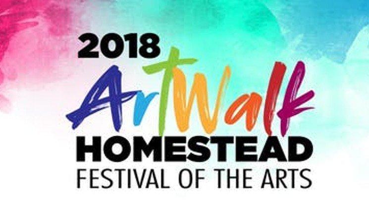 Art Walk Homestead