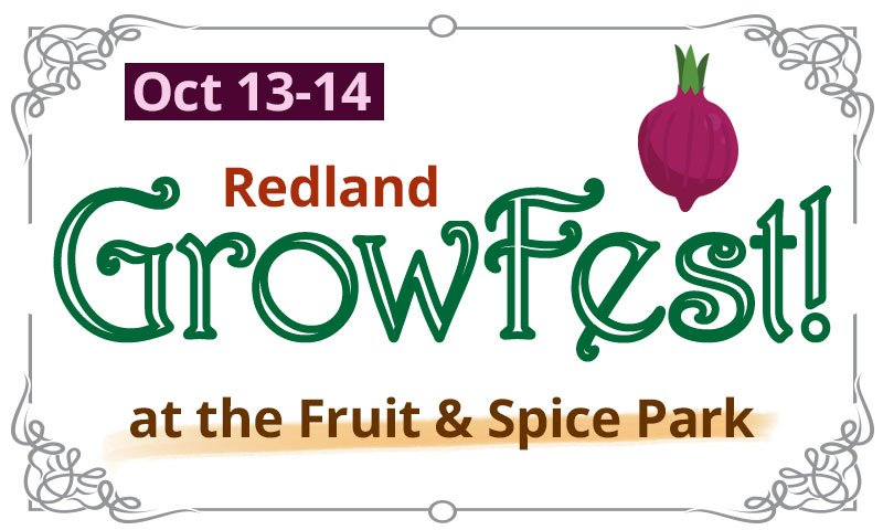 Redland GrowFest at the Fruit & Spice Park