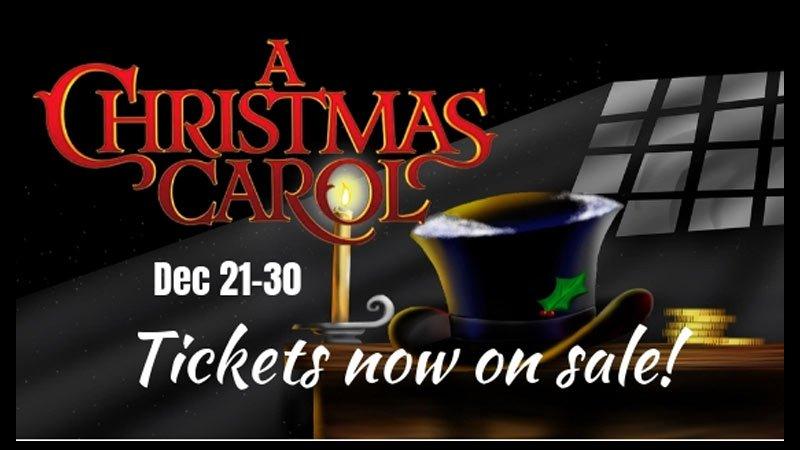 A Christmas Carol at the Seminole Theatre