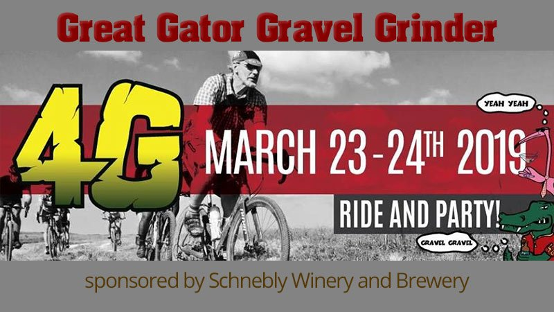 Great Gator Gravel Grinder
