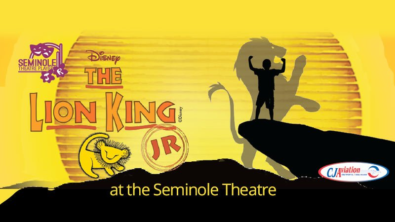 Disney's The Lion King Jr at Seminole Theatre