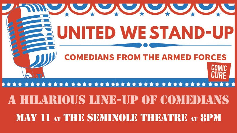 United We Stand-Up Comedy Show