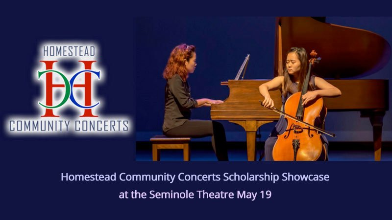 Homestead Community Concerts Scholarship Showcase