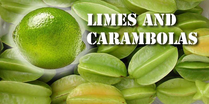 Limes and Carambolas Class