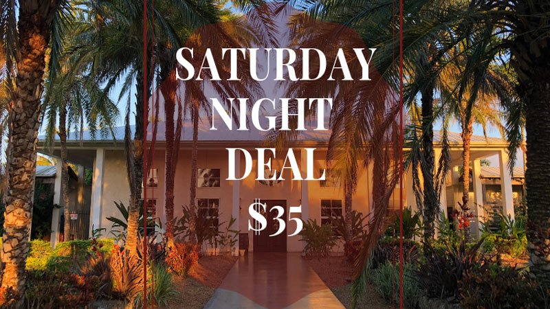 Saturday Night Deal at Schnebly Redland's Winery