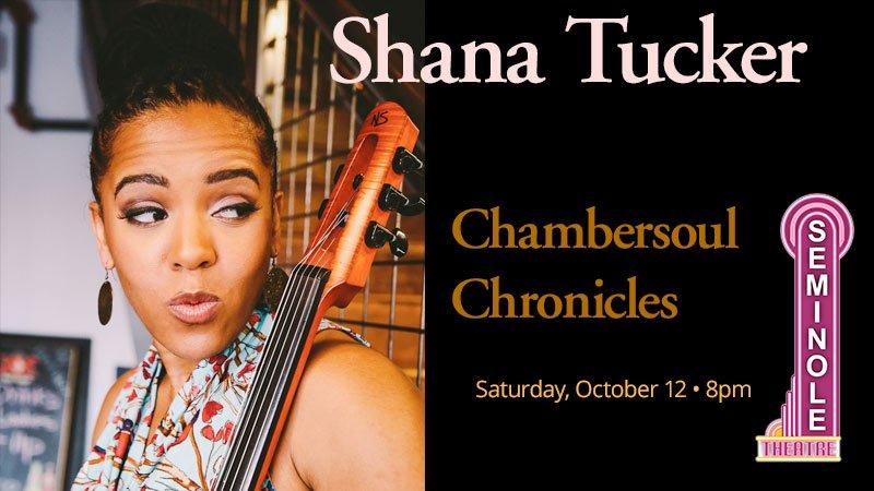 Shana Tucker - Chambersoul Chronicles