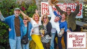 The Annual Redland Riot Road Rallye