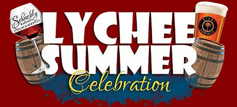 Free Lychee Summer Celebration at Redland's Winery and Brewery