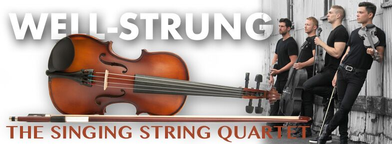 Well Strung - The Singing String Quarter at Seminole Theatre