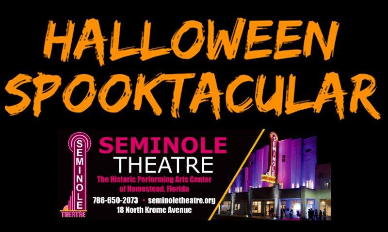 Halloween Spooktacular at Seminole Theatre