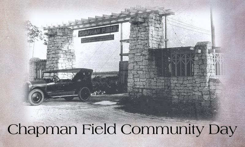CHapman Field Community Day