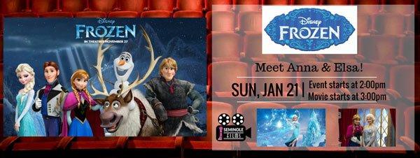 Disney's Frozen animated movie
