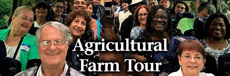 Agricultural Farm Tour