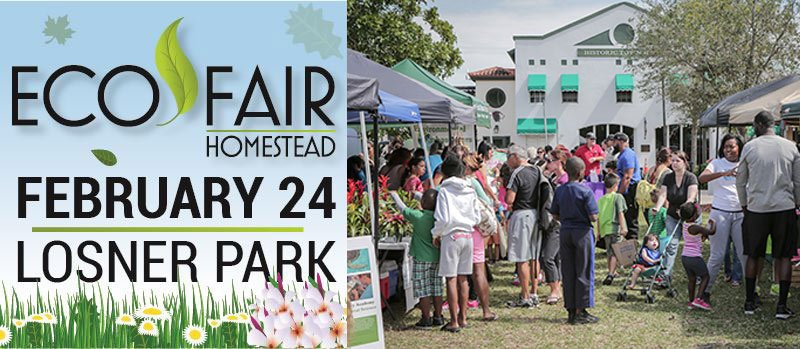 Homestead 2018 Eco Fair