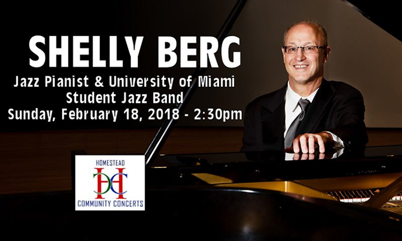 Shelly Berg Concert