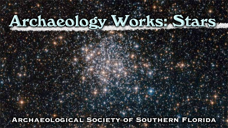 Archaeology Works: Stars