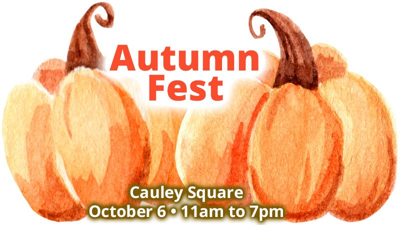 Autumn Fest at Cauley Square