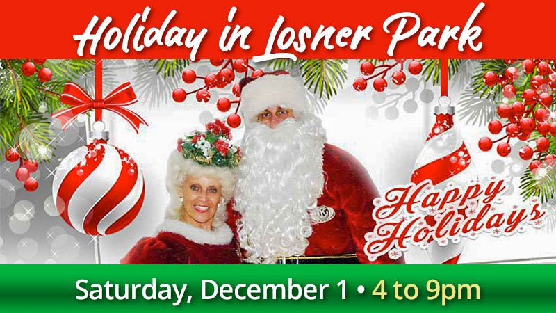 Homestead Main Street Presents, Holiday in Losner Park