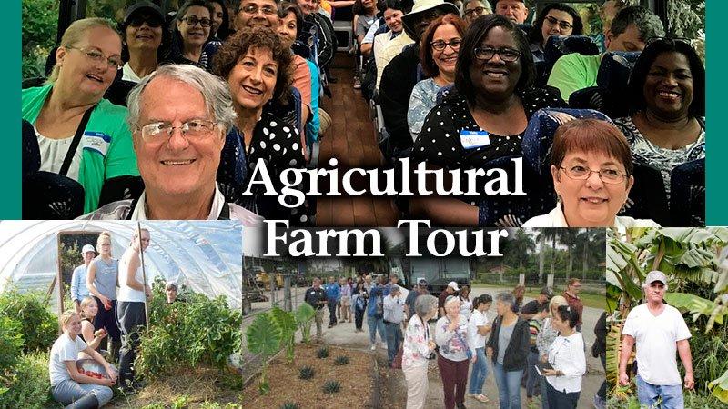 Annual Homestead Ag/Farm Tour and Luncheon