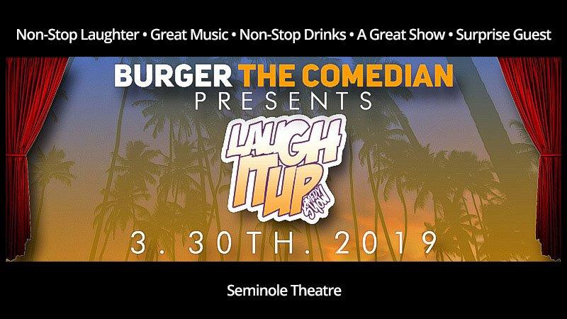 Laugh It Up! Comedy Show