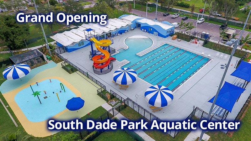South Dade Park Aquatic Center