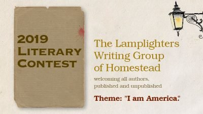Lamplighters 2019 Literary Contest