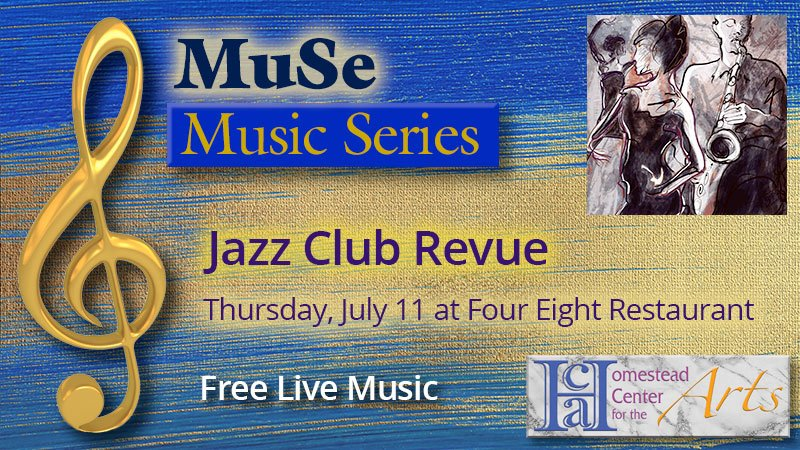 MuSe Series - Jazz Club Revue From HCA