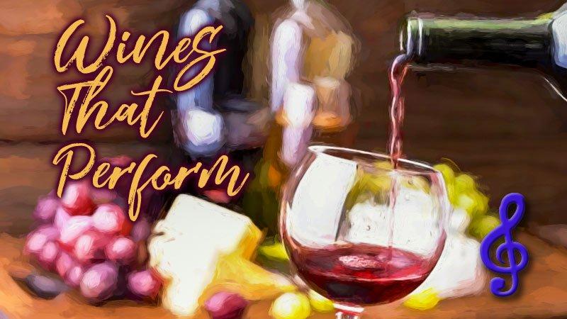 Wines that Perform at Capri Restaurant