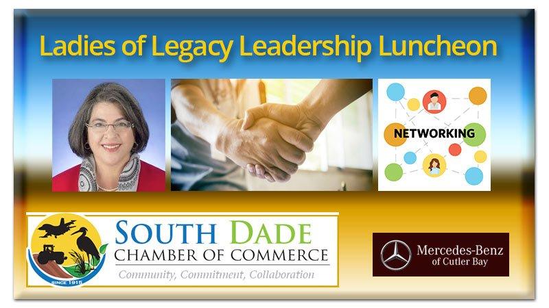 Ladies of Legacy Leadership Luncheon