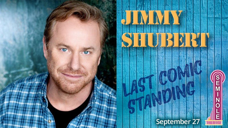 Jimmy Shubert: Last Comic Standing