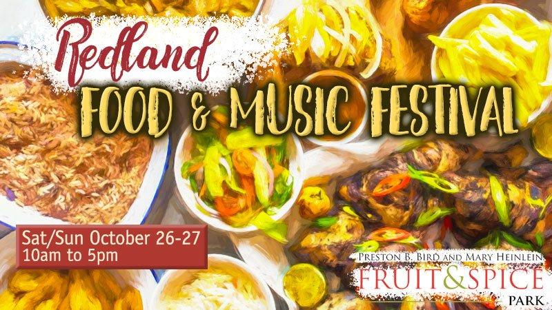 Redland Food & Music Festival