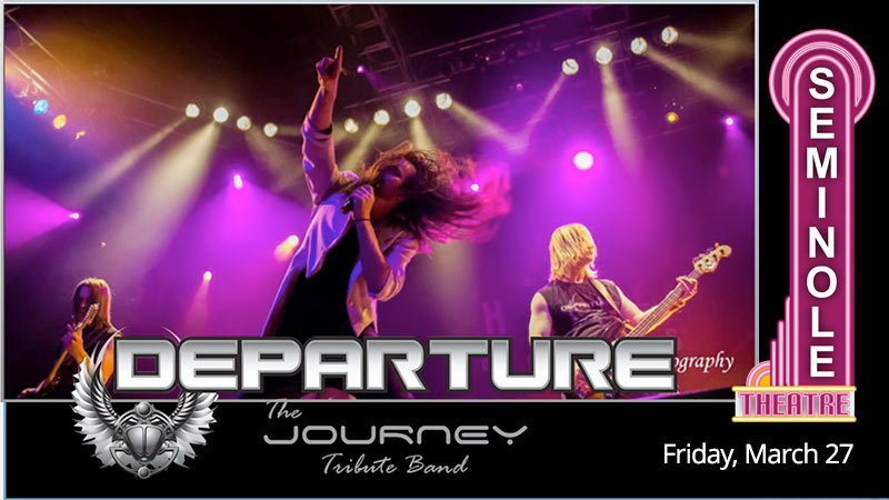 Departure - A Journey Tribute