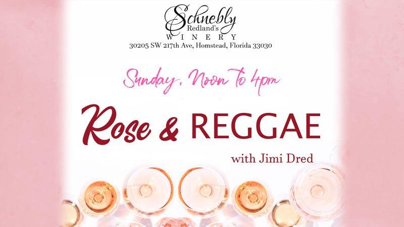 Rose and Reggae