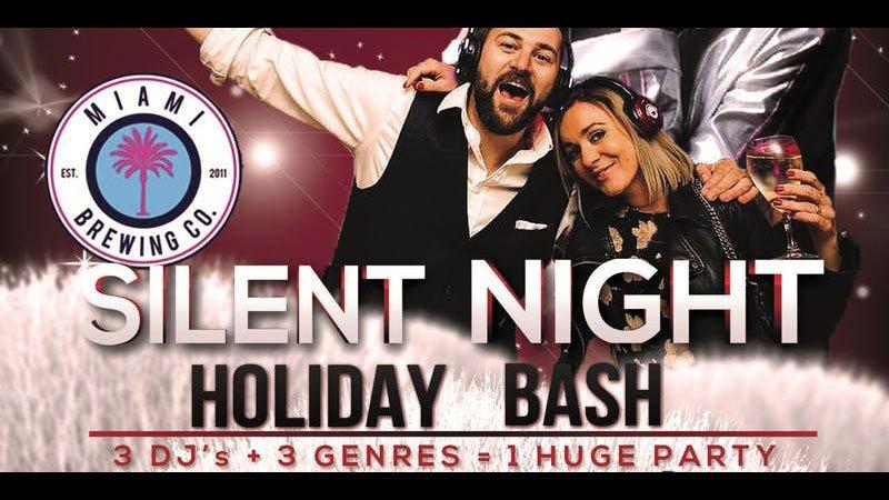 Silent Night Holiday Bash