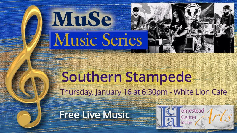 MuSe Music Series - Southern Stampede
