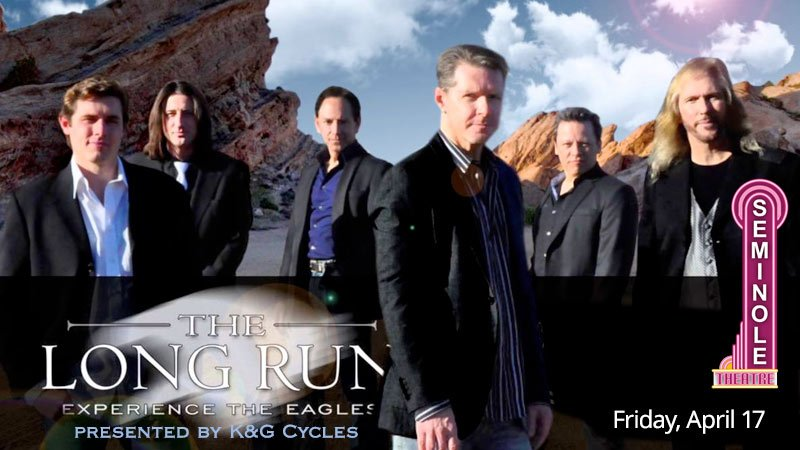 The Long Run tribute band- Experience the Eagles