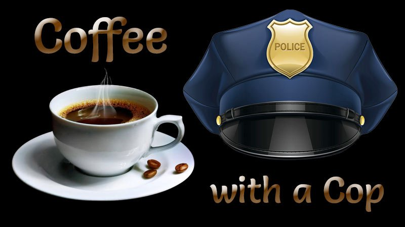 Coffee With A Cop - Homestead Police Department