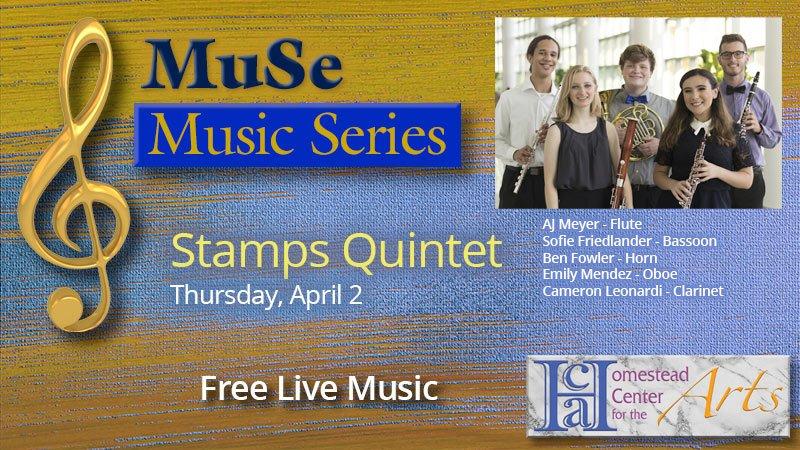 HCA Music Series - Stamps Woodwind Quintet