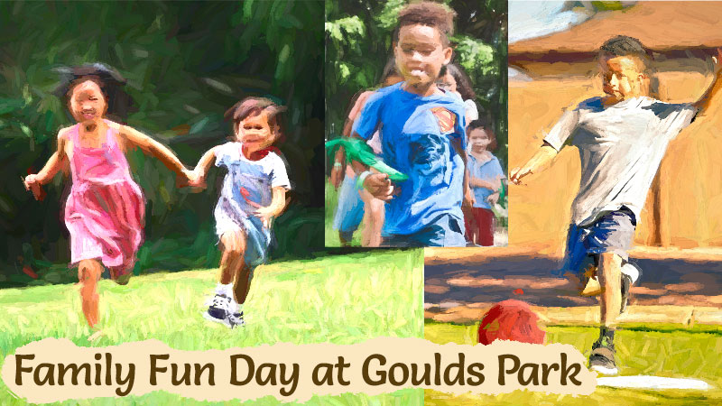 Family Fun Day At Goulds Park