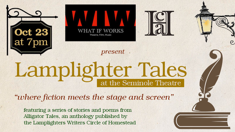 Lamplighter Tales at the Seminole Theatre