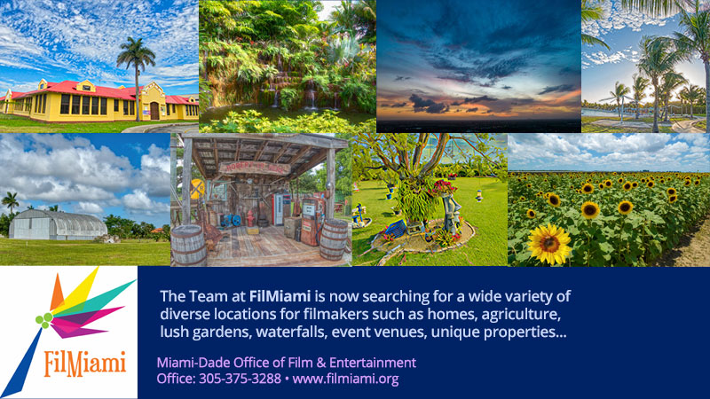 Special Locations For Filmmakers